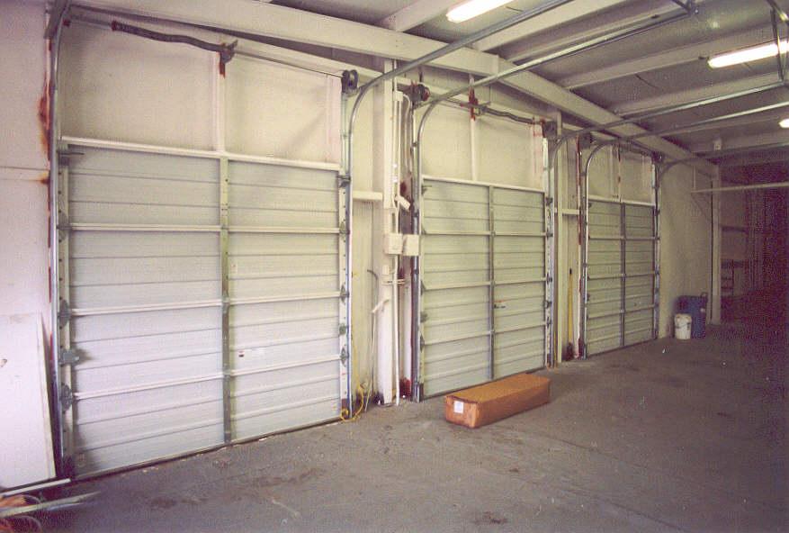 ... new east bay doors from interior; ... & Plant Improvements - naturascio.com